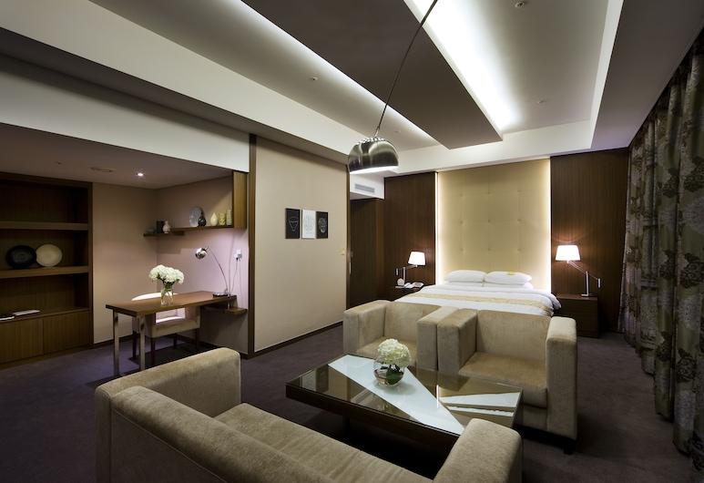 三井飯店, 首爾, 套房, 客房