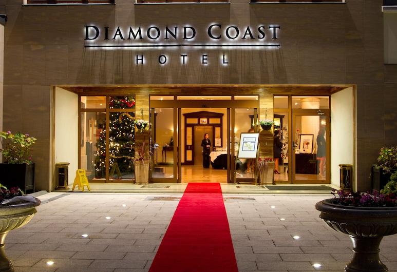Diamond Coast Hotel, Енніскрон, Вхід до готелю