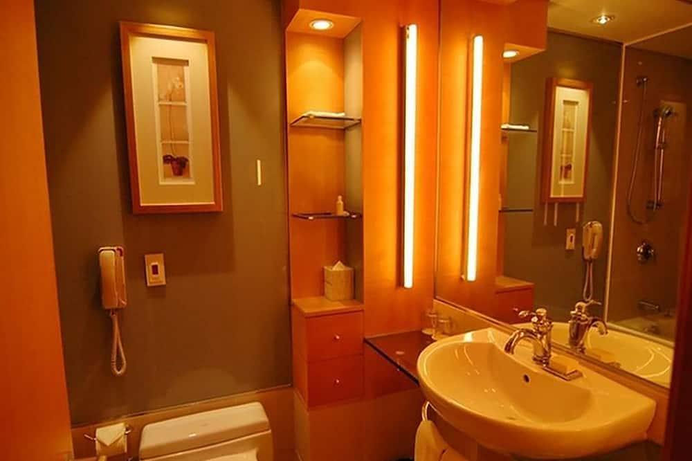Chambre Double Deluxe, 1 lit double - Salle de bain