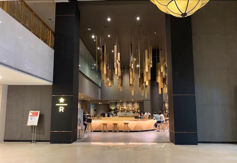 Grand Hotel, Daegu, Lobi