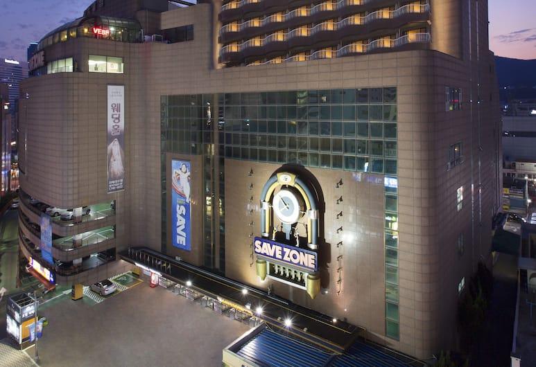 리베로 호텔, 부산광역시