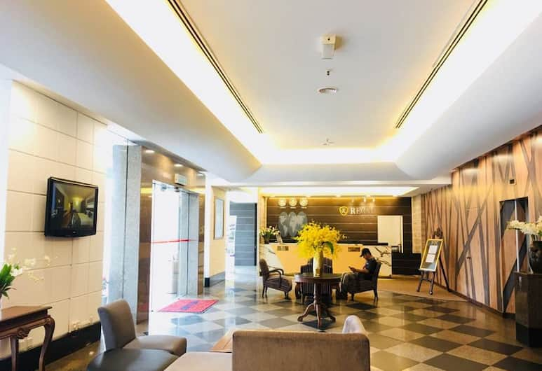 REGALPARK Hotel Kuala Lumpur, Kuala Lumpur, Ruang Duduk Lobi