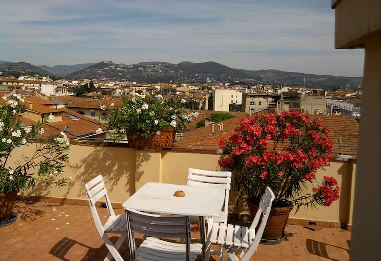Bijou Hotel, Florencia, Terraza o patio