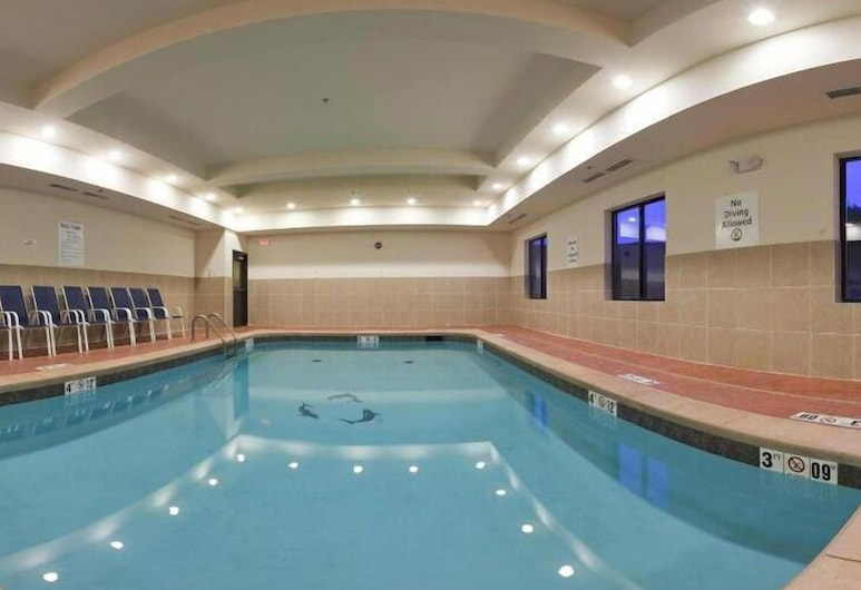 Holiday Inn Express & Suites Guthrie, Guthrie, Inomhuspool