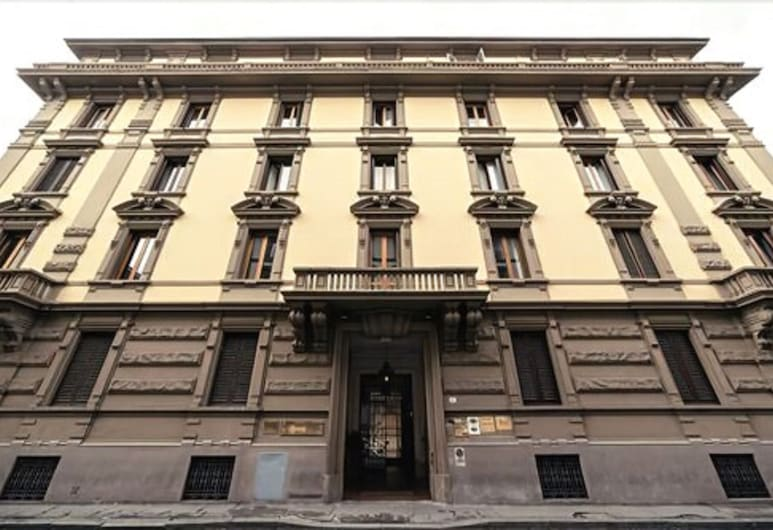 Hotel Duca d'Aosta, Florence