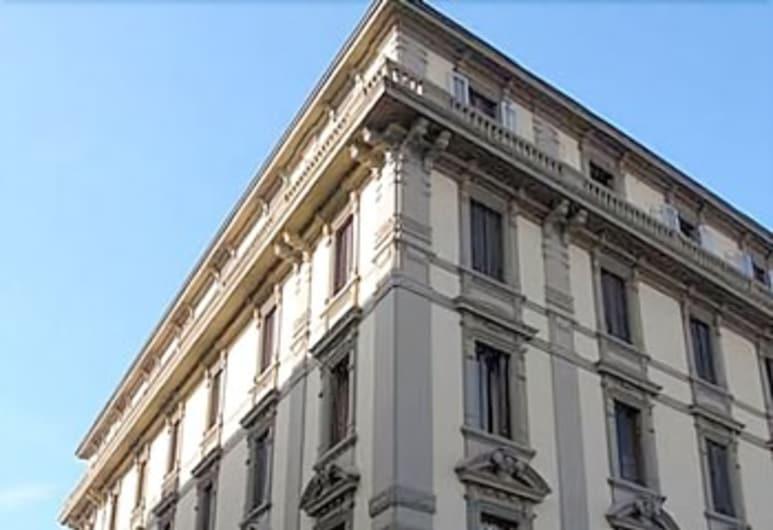 Hotel Duca d'Aosta, Флоренция, Вид снаружи / фасад