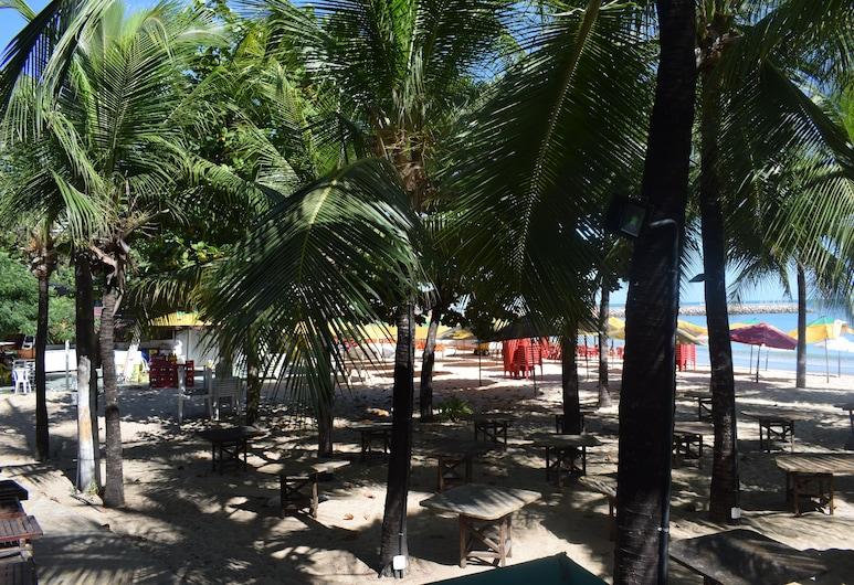 Praia Mar, Fortaleza, Bãi biển