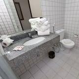 Διαμέρισμα (Single com vista Beira Mar) - Μπάνιο