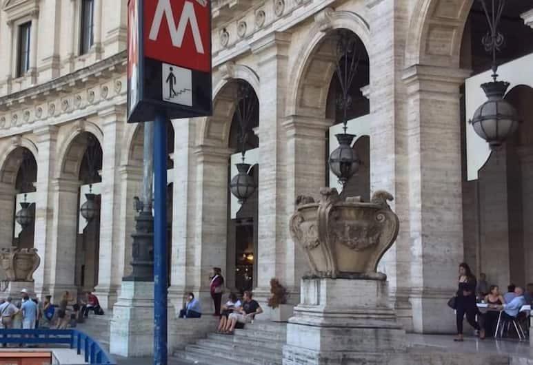Salandra Roma Suite, Rome, Extérieur