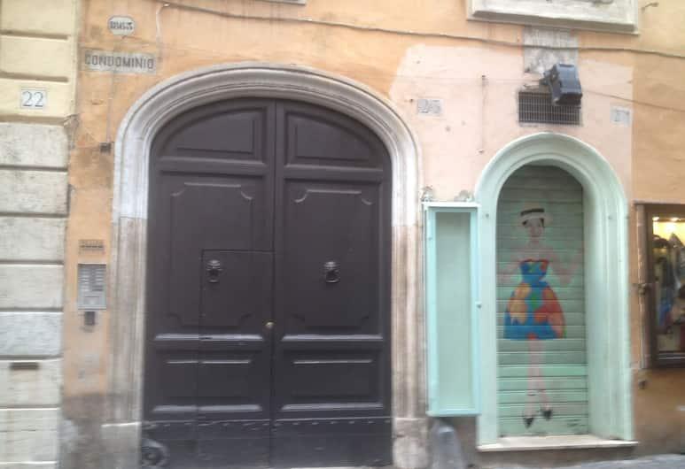 A Campo Dei Fiori B&B, Roma, Esterni