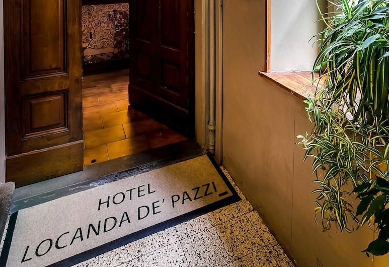 Hotel Locanda de Pazzi, Φλωρεντία