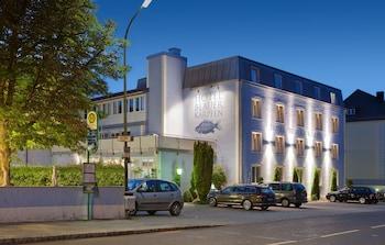 Foto di Hotel Blauer Karpfen a Oberschleissheim