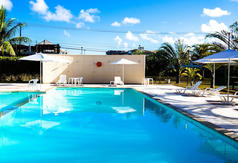 Bahia Plaza Hotel, Camacari, Kolam Terbuka