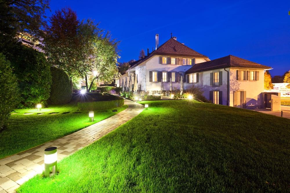 Hostellerie Le Petit Manoir, Morges