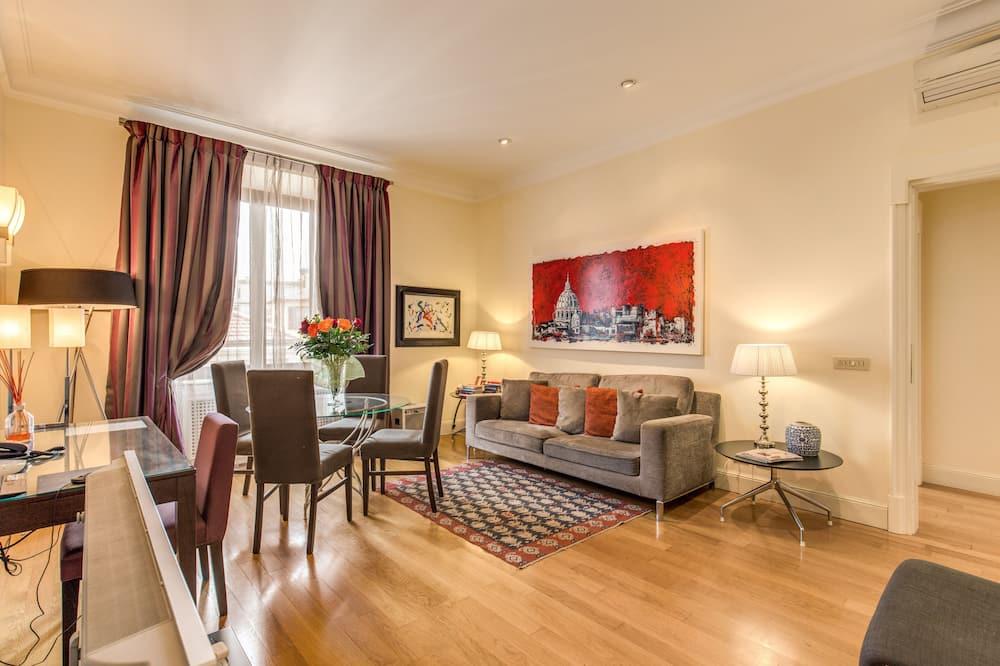 Apartmán, 2 spálne (4 people) - Obývacie priestory