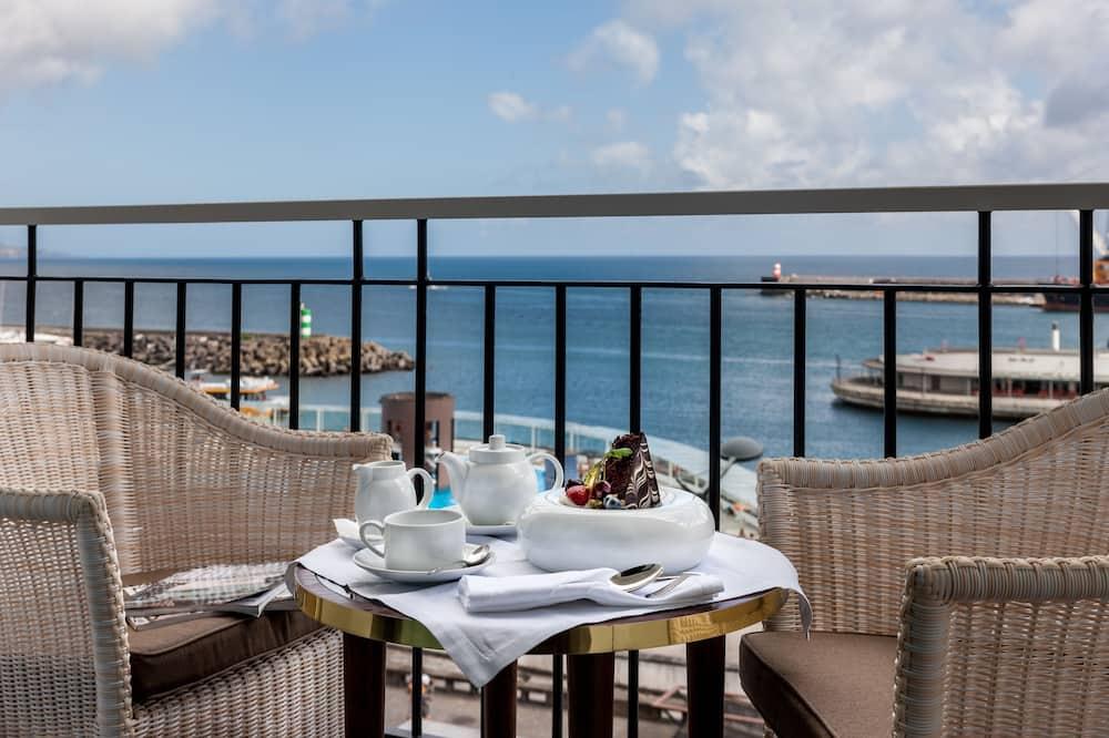 Single Room, Ocean View - Balcony