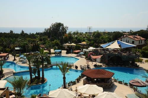 Book Pemar Beach Resort All Inclusive In Boztepe Hotels Com
