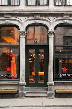 תמונה של Le Petit Hotel במונטריאול