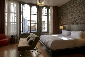 Fotografia hotela (Le Petit Hotel) v meste Montreal
