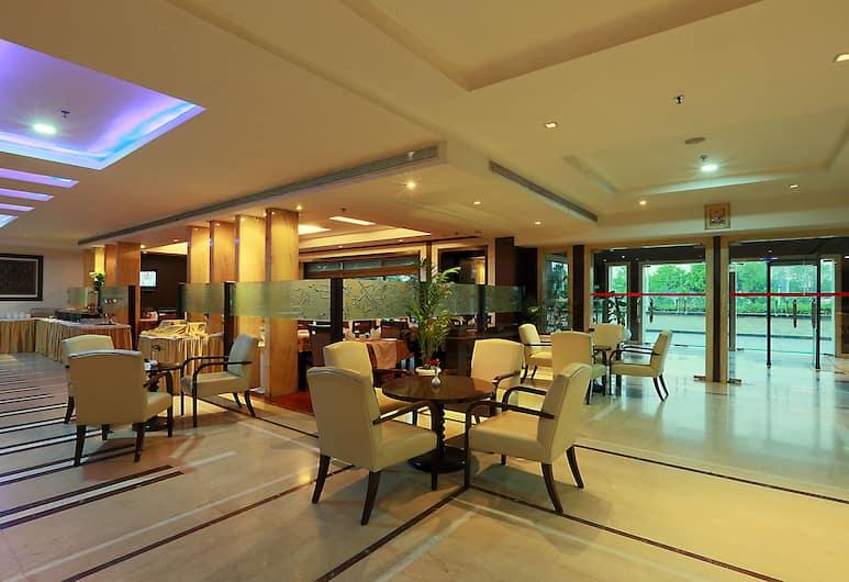 Hotel Airport Residency, New Delhi, Zitruimte lobby