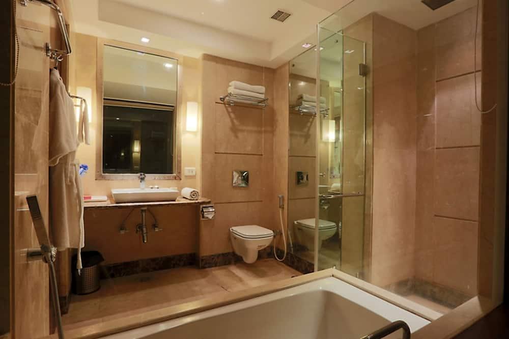 Double Room, 1 Katil Raja (King) - Bilik mandi