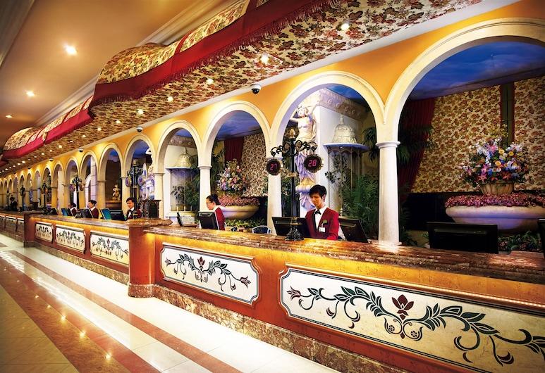 รีสอร์ทสเวิลด์เกนติ้ง - โรงแรมเฟิสต์เวิลด์, Genting Highlands, ฝ่ายต้อนรับ
