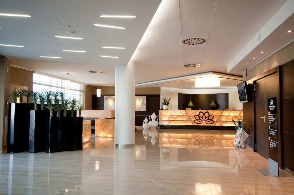 Lovely Hotels In Winter Garden Part - 9: Winter Garden Hotel - Bergamo Airport, Grassobbio, Lobby
