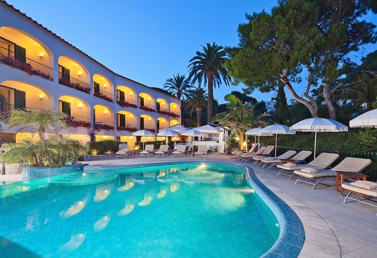 Hotel della Piccola Marina, Capri, Piscina al aire libre