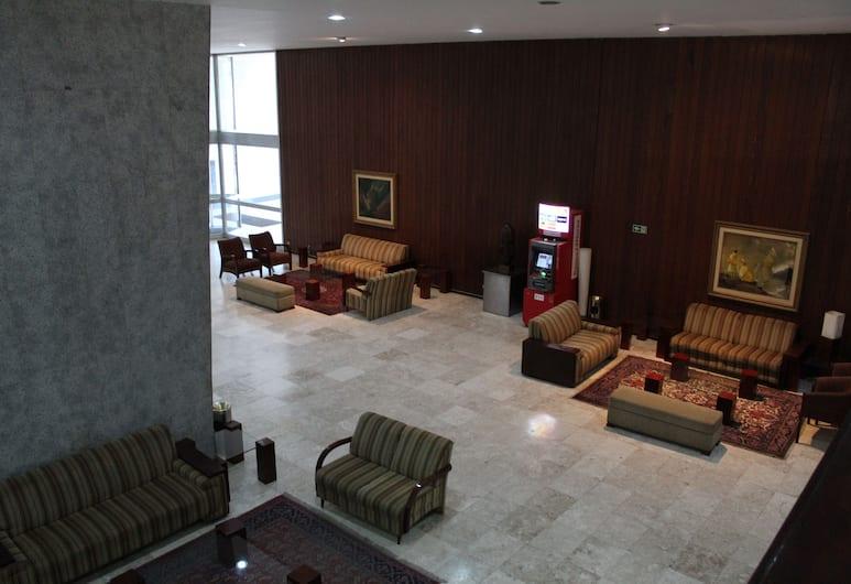 Hotel Nacional, Brasilia, Salon du hall