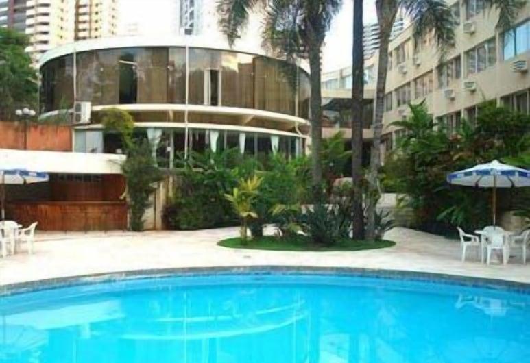 Harbor Inn Londrina, Λοντρίνα, Εξωτερική πισίνα