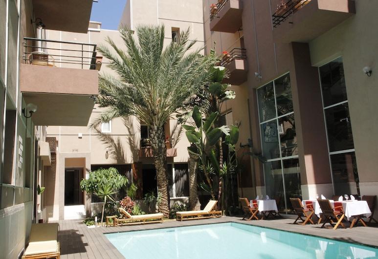 Casablanca Suites & SPA, Casablanca, Kolam Renang Dalam Ruangan