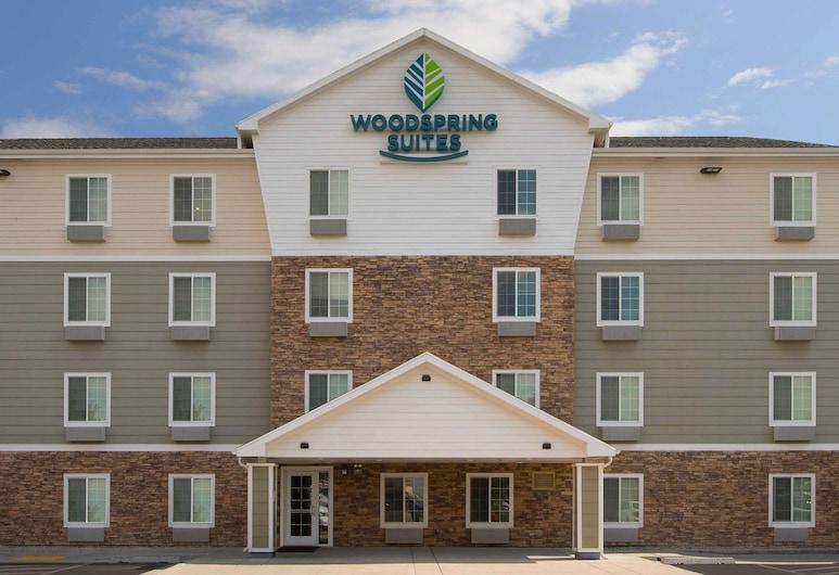 WoodSpring Suites Salt Lake City, West Valley City