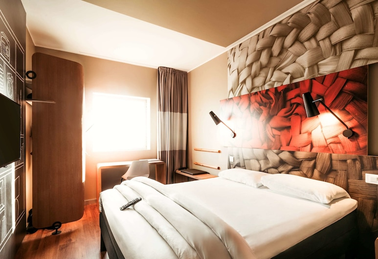 ibis Casablanca City Center, Casablanca, Standard-Doppelzimmer, 1 Doppelbett, Zimmer
