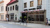 Book this In-room accessibility Hotel in Bratislava