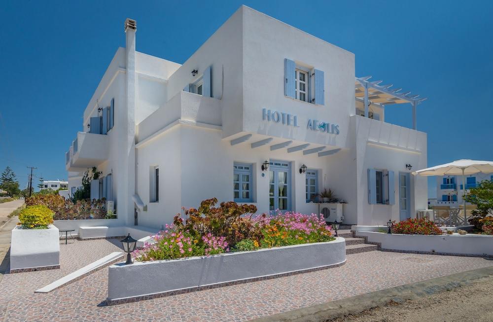 Aeolis Hotel, Milos