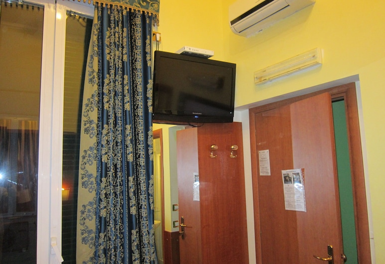 Evergreen, Rome, Single Room, Guest Room
