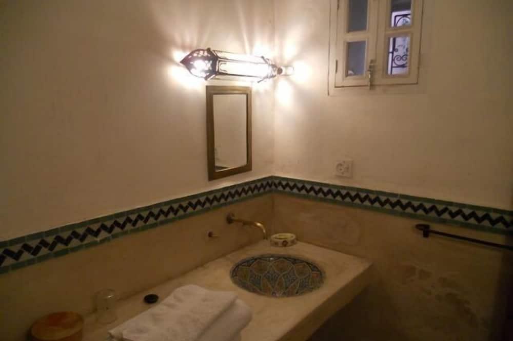 Standard Double Room (Patio) - Bathroom