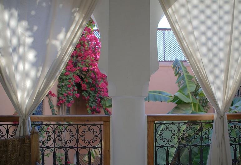 Riad Ineslisa, Marrakech, Balcony