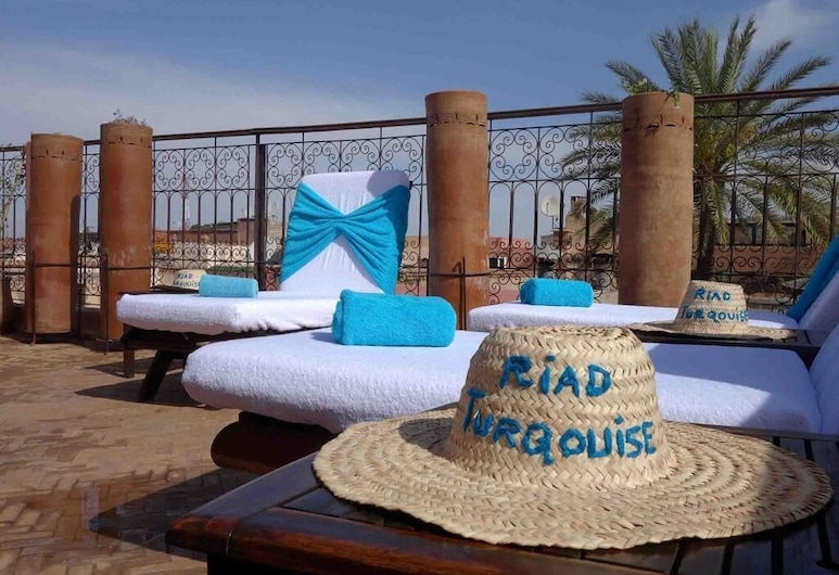 Riad Turquoise, Marrakech