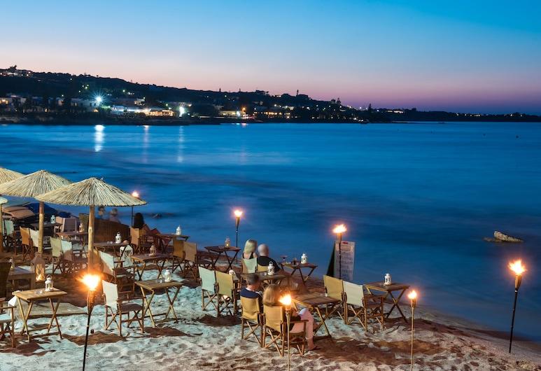فيلا سونيا, Hersonissos, الشاطئ
