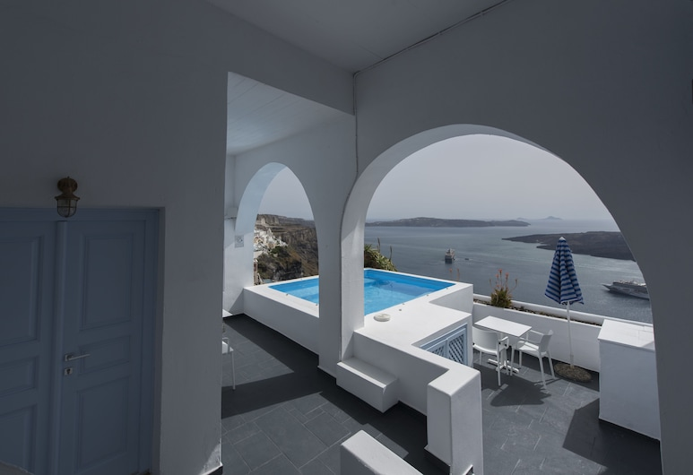Kastro Suites, Santorini, Outdoor Pool