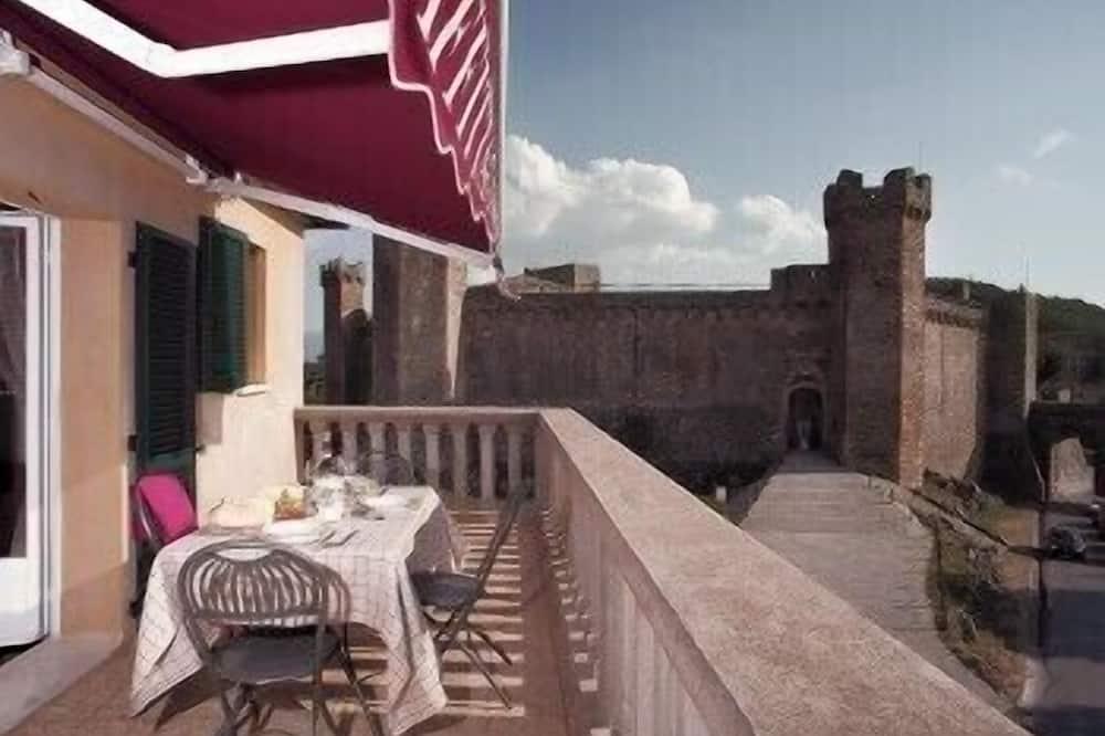 Standard-Apartment, Balkon - Balkon