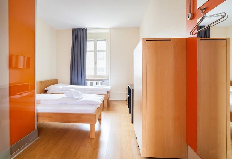 巴塞爾便捷飯店, 巴塞爾, 標準雙人房, 2 張單人床, 客房