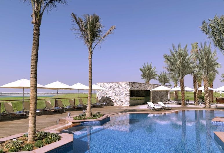 Park Inn by Radisson Abu Dhabi Yas Island, Abu Dabis, Lauko baseinas