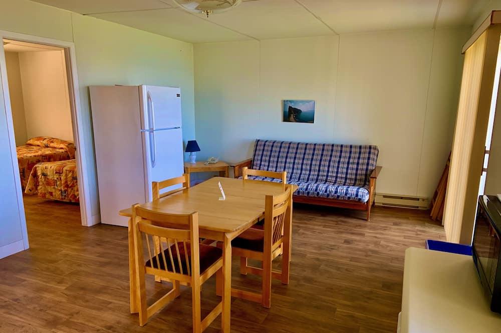 Chalet estándar, 2 habitaciones, no fumadores, vistas al mar - Elementos de la cocina compartida