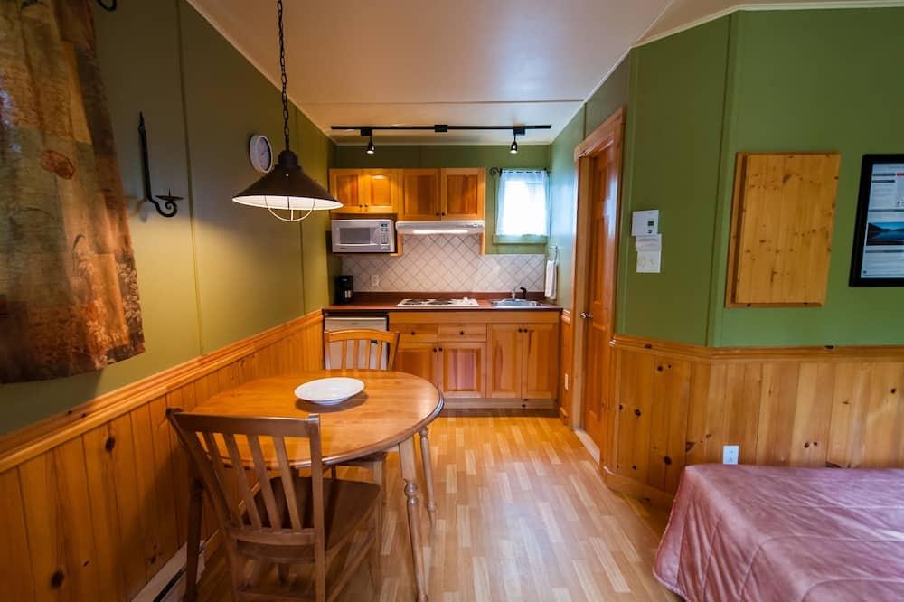 Comfort chalet, 1 slaapkamer - Woonruimte
