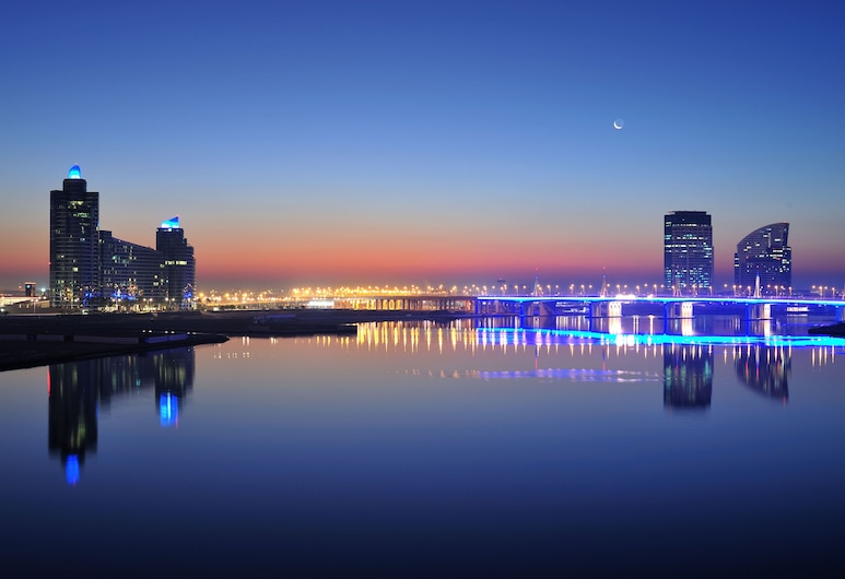 InterContinental Residence Suites Dubai Festival City, Dubai, Exterior