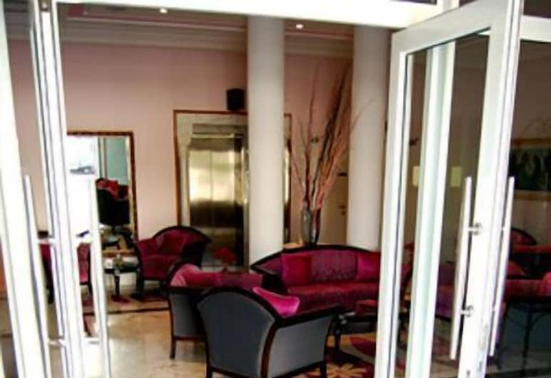 Hotel La Princesse, Tunis, Pintu Masuk Hotel