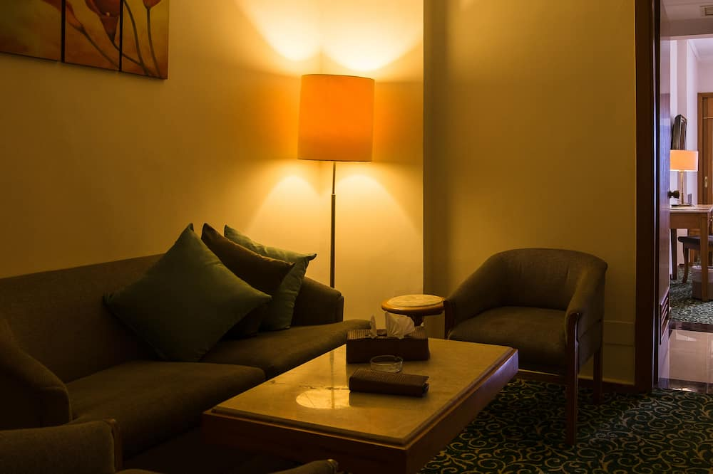 Junior Suite (Egyptians & Residents ONLY) - Living Room