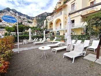 Picture of La Caravella Positano Beach, Residence in Positano